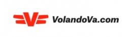 """Logotip de la campanya """"Volandova""""."""
