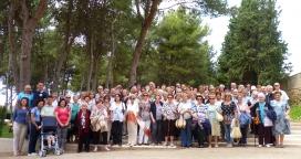 Persones voluntàries de Càritas Urgell - Font: Càritas