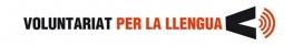 Logo de Voluntariat per la llengua