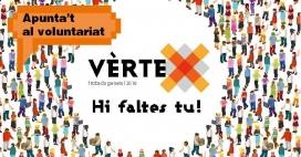 Banner voluntariat VÈRTEX