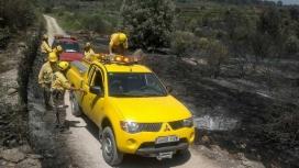 Voluntaris Forestals de Terrassa a Figueres.