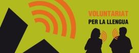 Imatge de difusió de Voluntariat per la llengua