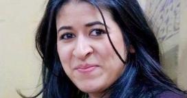 Wafae Charaf, activista pels drets humans del Marroc.