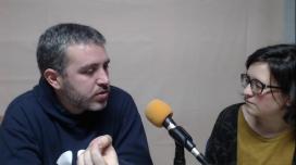 Francesc Bassas i Eneida Iturbe, al tercer webinar de xarxanet.org. Font: Canal de Youtube de xarxanet.org