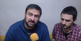 Jauma Albaigès i Xavier Aranda, al webinar sobre eines de gestió per a entitats