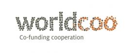 Logotip de la plataforma worldcoo