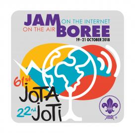 Logo JOTA-JOTI 2018