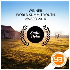 SmileUrbo guanya el World Summit Youth Award 2014