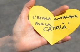 Per Sant Jordi, el català ben amunt