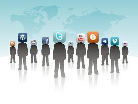 Xarxes socials més utilitzades, autor Gerardo Obieta
