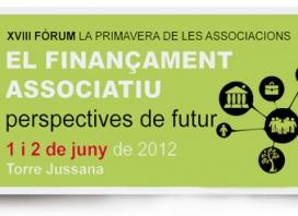 Cartell XVIII Forum Primavera de les Associacions