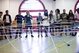 Joves participants de Youthme. Font: Plana web de Youthme