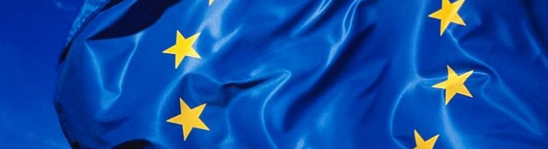 European Flag. Font: Rock Cohen (flickr)