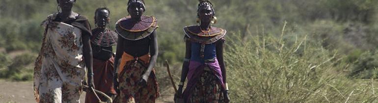 Tribu del Sudan del Sud. Font: Wikipedia