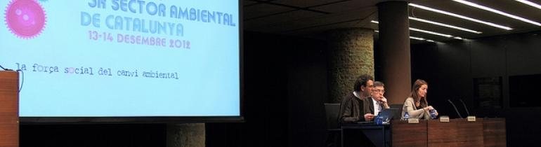 1er Congrés del Tercer Sector Ambiental (imatge: Jep Cunill)