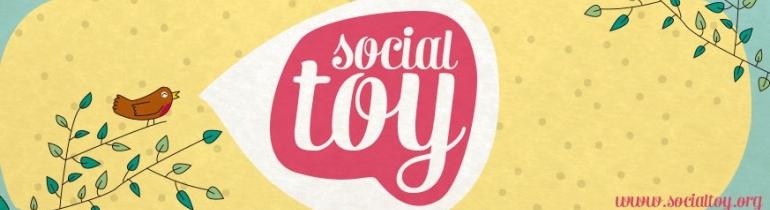 Logotip de Social Toy. Font: web de Social Toy