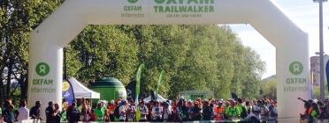 Sortida Trailwalker d'Intermón Oxfam