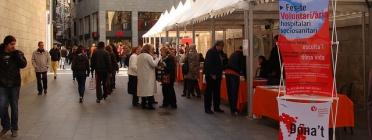 Celebra el Dia Internacional del Voluntariat a Lleida