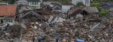 Tsunami Indonèsia desembre 2018