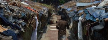 Els rohingyes, una minoria ètnica perseguida a Myanmar.