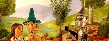 El Fantàstic Màgic d'Oz, de la Companyia de Titelles Sebastià Vergés.