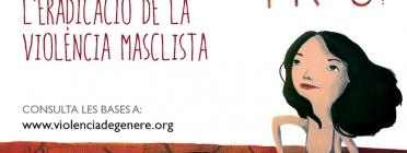 Oberta la convocatòria del Concurs per l'eradicació de la violència masclista