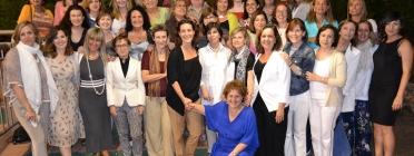 L'equip de Dones Juristes. Font: Dones Juristes