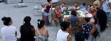La ràdio comunitària La Fundició és una de les entitats que participen a les Jornades d'Acció Comunitària