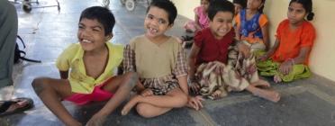 discapacitat intelectual a la India