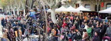 La Fira Mediterrània de Manresa està basada en propostes artístiques que utilitzen la tradició i la cultura popular com a motor creatiu.  Font: La Vanguardia