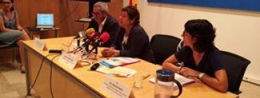 Signatura Contracte Programa Terres de l'Ebre. Font: Gencat.cat