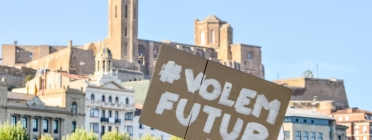 Eix Ambiental Lleida Font: Coodinadora d'ONG de LLeida