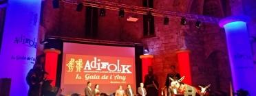 La gala anual de l'entitat (Foto: Adifolk)