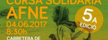 Cinquena cursa solidària AFNE per Etiòpia
