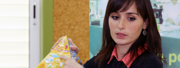 Alba Adot, nutricionista-dietista a Fundació Alícia Font: Fundació Alícia