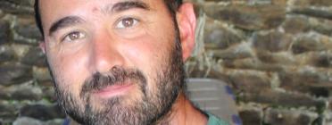Andreu González, fundador i director de l'entitat. Font: Projectes Boscos de Muntanya