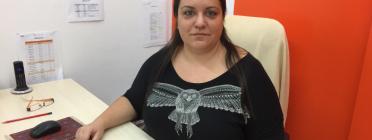 L'Anna, coordinadora pedagògica-social de la fundació