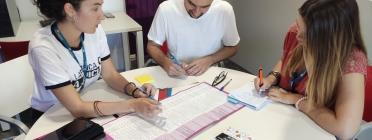 Les sessions d'assessorament sobre fiscalitat per a entitats juvenils del CRAJ són gratuïtes Font: CRAJ