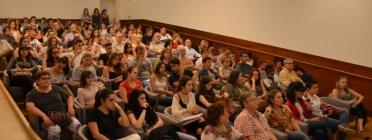 La vuitena edició es tornarà a fer la Universitat de Lleida.