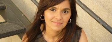 La periodista Cori Calero tracta habitualment temes ambientals a TV3 Font: Cori Calero