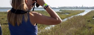 El Delta Birding Festival se celebra del 21 al 23 de setembre al Delta de l'Ebre