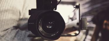 Filmació d'un documental.