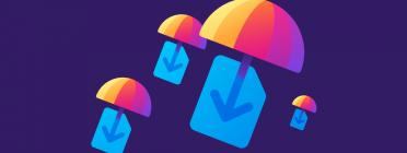 Mitjançant Firefox Send podreu enviar arxius de fins a 2,5 gigabits de forma segura i privada.  Font: Fundació Mozilla