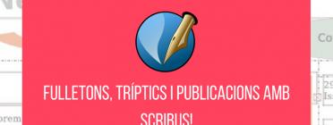 Imatge del recurs sobre Scribus