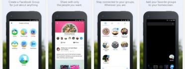 Facebook ha decidit retirar l'aplicació Groups