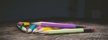 Llapissos de colors.