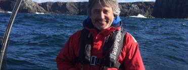 Manel Gazo, doctor en biologia animal  i director de Submon