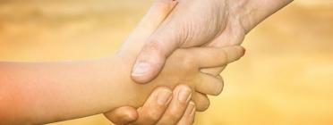El voluntariat és l'acció de donar el teu temps a una causa solidària.