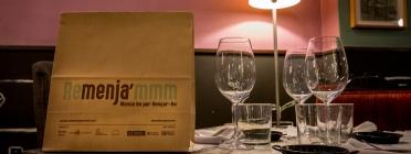 'Remenja'mmm', la campanya que evita llençar menjar als restaurants.