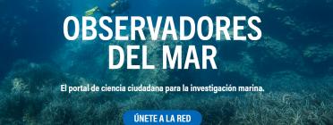El projecte de ciència ciutadana Observadores del mar inicia una nova etapa Font: Observadores del mar